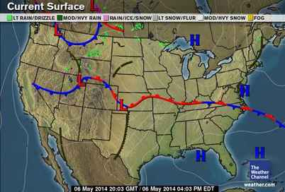 weather map weather map